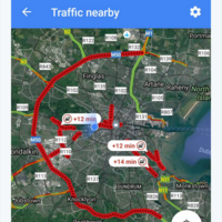 11 accurate observations about driving on the poxy M50