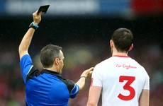 'The black card has been a failure for the association in all respects' - Tyrone official hits out