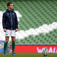 Leinster hope to have Sexton back in harness for Christmas inter-pros