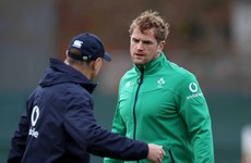'I'm giving thought to everywhere': Move abroad still among options for Jamie Heaslip