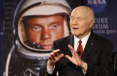 American hero and pioneering astronaut John Glenn dies aged 95