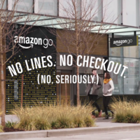 Amazon is opening a bricks-and-mortar store - with no cashiers or checkouts