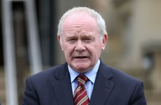 Martin McGuinness has died at the age of 66