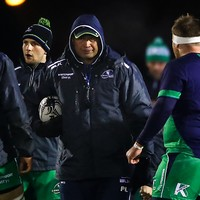 Lam created a legacy for Connacht that will live long beyond his departure