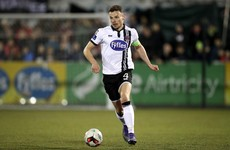 Dundalk defender Boyle set to sign for Championship club