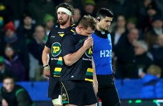 'I'm disappointed for the team' - Mallinder expects ban for Hartley after red card