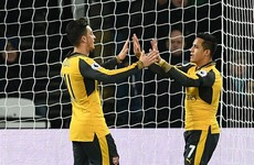 Monreal: Arsenal are privileged to have Sanchez and Ozil