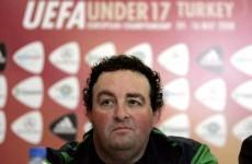 I'm the gaffer: McCaffrey confirmed as Dundalk manager