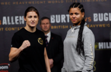 'I won't bite her ear like Mike Tyson!' - Obenauf hoping to shock Taylor tonight