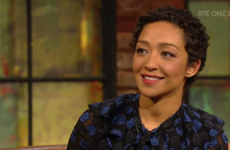 The whole country fell in love with Ruth Negga after the Late Late Show last night