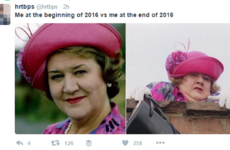 The latest meme on Twitter illustrates just how much 2016 ruined us