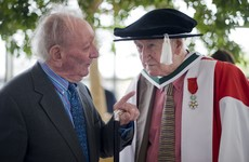 'Another great loss to Irish letters' - John Montague dies aged 87