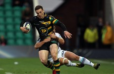 Northampton admit that George North 'probably was' concussed last weekend