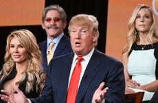 Trump accuses CNN of 'rediculous fake news' over Apprentice news