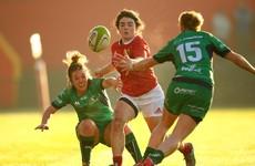 Munster women edge out Connacht in women's interprovincials