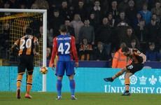 'It was never a penalty': Hull midfielder apologises for controversial peno