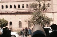 Bombing at Egypt's main Coptic Christian cathedral kills 25