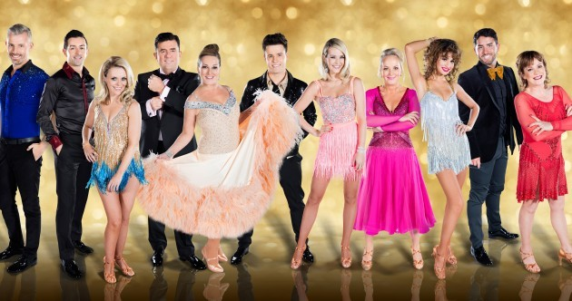 RTÉ's full Dancing With the Stars line-up has been revealed