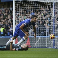 Stunning late Costa strike makes it nine wins in a row for Chelsea