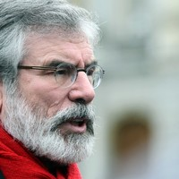 Adams says Fine Gael and Fianna Fáil are using Brian Stack's murder to 'get at him'
