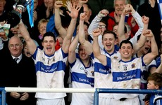 A third Leinster title in four years for Dublin's St Vincent's as Offaly's Rhode fall short again