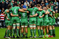'That's what makes these guys stronger, that's what Connacht's about'