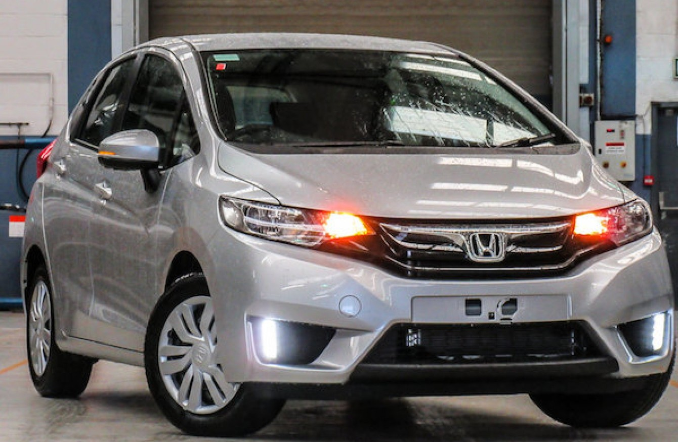 Donedeal Of The Week The Honda Jazz Is A Small Car Big On Space