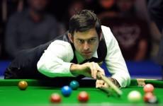 Galway secures snooker's PTC Grand Finals