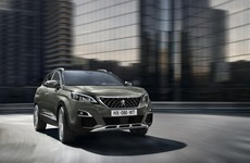 Here's how much the new Peugeot 3008 SUV will cost in Ireland