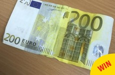 A Sligo car dealership found a mystery €200 note so they're giving it to a local charity