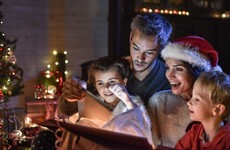 Do parents get excited about Christmas, just for the chance to relive their own childhood?