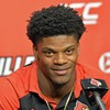 Lamar Jackson becomes the youngest ever player to win the Heisman Trophy