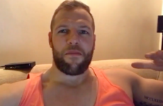 James Haskell releases video to deny claims he has died of steroid overdose