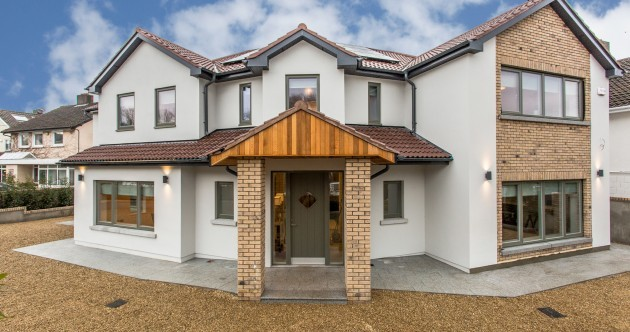 This energy-efficient home in Foxrock is the latest in luxury