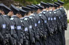 Review says gardaí should face pension losses if they go on strike