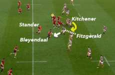 Analysis: Zebo's try highlights so much that is good about Munster right now