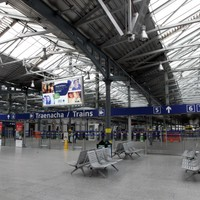 Woman who slipped on pigeon poo at Heuston Station awarded €25,000