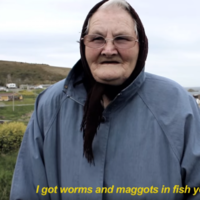 This woman's Newfoundland accent could be straight out of Kilkenny or Waterford