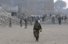 Suicide attack kills 6 Pakistani soldiers