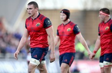 Munster's Edinburgh trip set for same weekend as Ireland face Scotland in Murrayfield