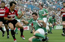 Dates for Ireland's first Test matches against Japan since 2005 confirmed