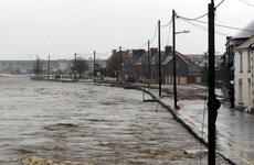 The Government opposed giving any special money to help people left devastated by Hurricane Charley