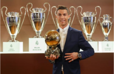 Ballon d'Or breakdown: Ronaldo more than doubles Messi's tally in voting