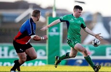 'You need money, we don't have money to do that': Connacht look within squad during injury crisis