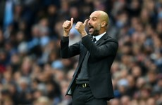 Guardiola: If I fail I'll say 'okay Stan Collymore, I'll go back to Catalunya'