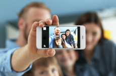 Here are ways you can privately share photos with your friends and family