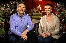 Ireland's First Couple Daniel and Majella will deliver the Christmas Day message