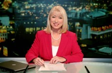 """For me, it's been a pleasure"": Anne Doyle reads RTE news for the final time"