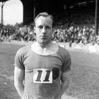 The man trapped in a POW camp 2 decades after winning Olympic gold