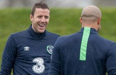What a difference a year makes for Ireland goalkeeper Colin Doyle